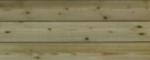 Table de jardin forestière - Vert